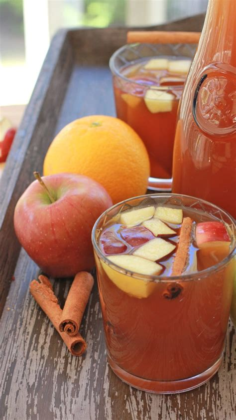 homemade hot apple cider recipe dishmaps