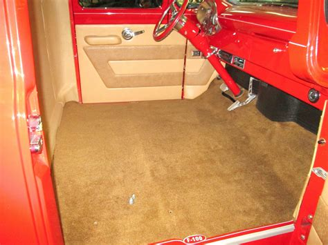 ford upholstery 1956 ford f100 pick up photo gallery pauls custom
