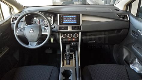 interior xpander gls mt mitsubishi ph officially launches all new mitsubishi xpander