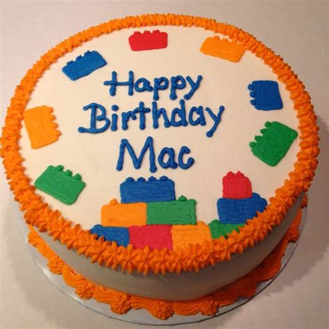 happy birthday lego design simple lego birthday cake cheeky cakes pinterest