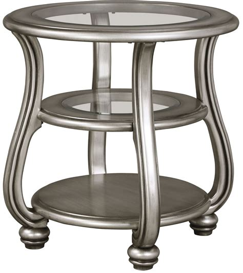 silver end table coralayne silver end table from t820 6