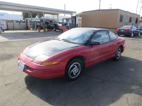 how petrol cars work 1994 saturn s series instrument cluster 1994 saturn sc2 used 1 9l i4 16v automatic coupe no reserve for sale saturn s series 1994 for