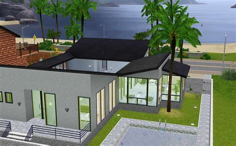 home design for sims the sims 3 homes sims3 pinterest