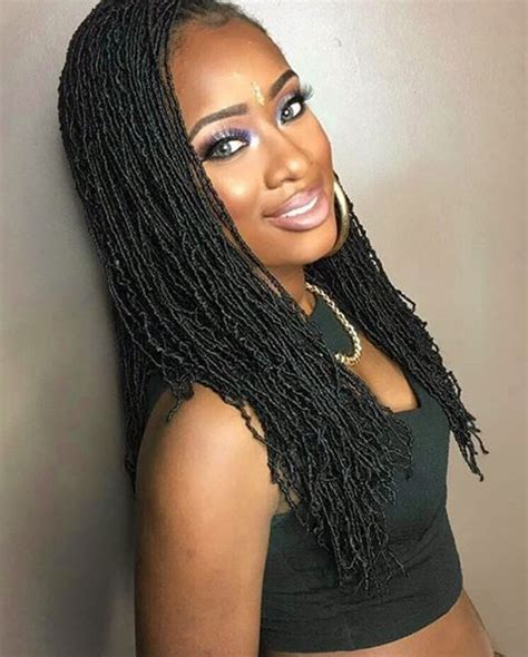 tiny braidlocs 17 best images about bobbi boss customers bossgals on