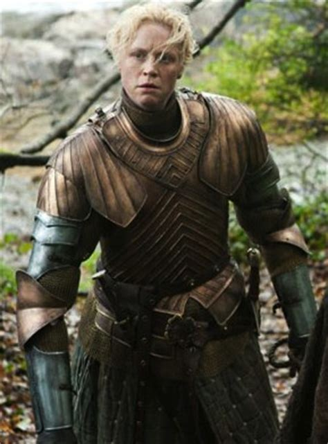 brienne of tarth armor at got s04 e04 a song of ice and fire 10 things we can t wait to see in game of thrones