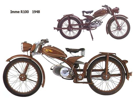 Motorrad Imme by Vintage Motorcycles Singles 1903 To 1966 Http