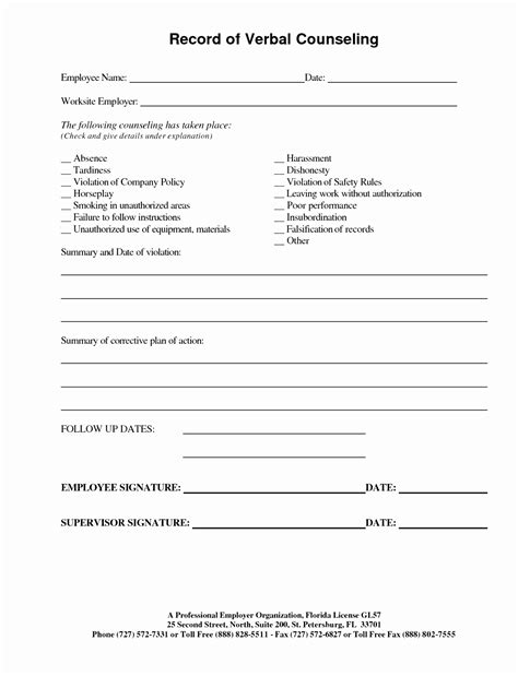 12 Employee Discipline Form Template Free Raytc Templatesz234 Free Employee Write Up Template Word
