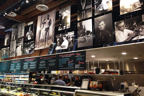 Mexican Style Kitchen Design Johnny Gibson S Downtown Market Now Open