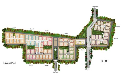 land layout plan top residential building layout qualitative apartments