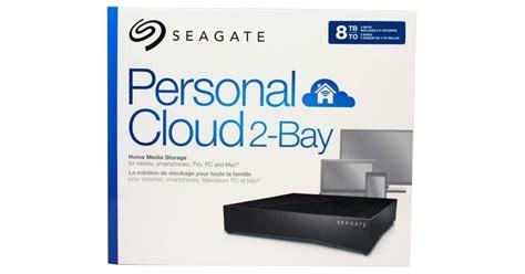 Seagate Personal Cloud 5tb Storage 1 Bays Berkualitas seagate personal cloud 2 bay consumer nas review