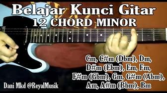 belajar gitar ritem untuk pemula belajar gitar lengkap kunci chord ritem melodi