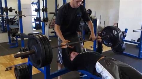 max out bench press bulking bio ep 12 maxing out on bench press what s to