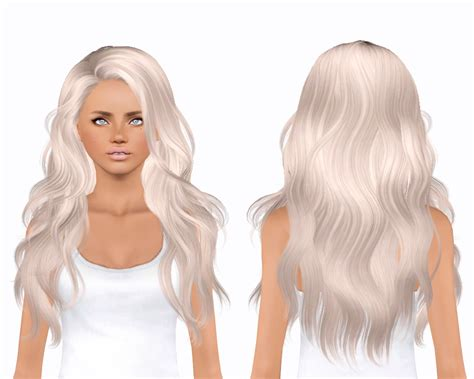 hair color to for sims 3 my sims 3 blog newsea hair retextures by plumblobs