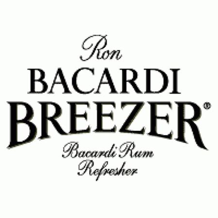 bacardi logo vector bacardi breezer logo vector eps download for free