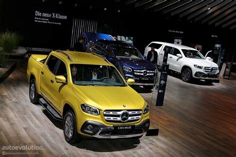 Mercedes X Class Truck Price by 2018 Mercedes X Class Price Specs Interior