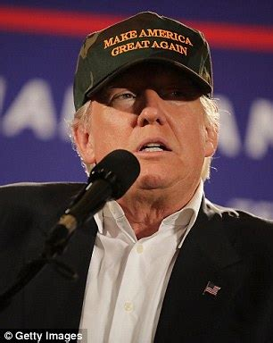 hats with fans on them trump unveils new usa cap embroidered with 45 as he jets