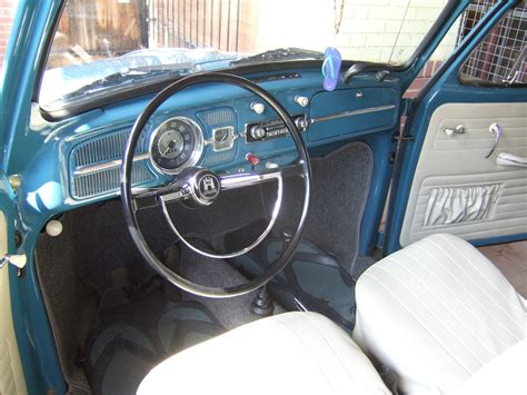Vw Bug Upholstery by 1966 Volkswagen Beetle Interior Pictures Cargurus