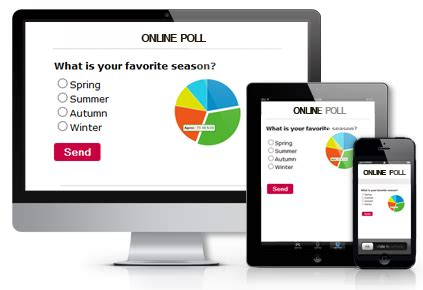 Online Poll - free online poll maker with instant reports 123contactform