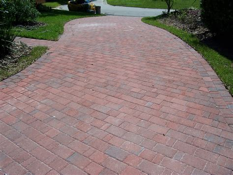 brick driveway image brick driveway - Brick Driveway