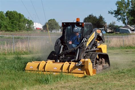 skidsteer mowers in canada colvoy equipment