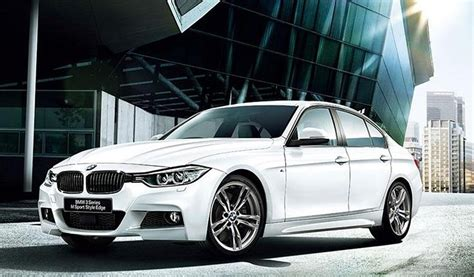 bmw style 1 2015 bmw 3 series m sport style edge limited edition