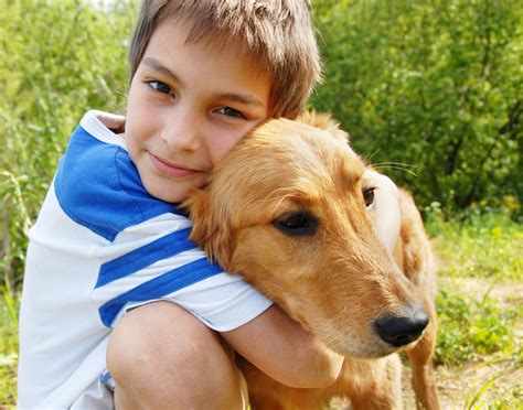 dogs that are with children why dogs are great for your pawsitive solutions