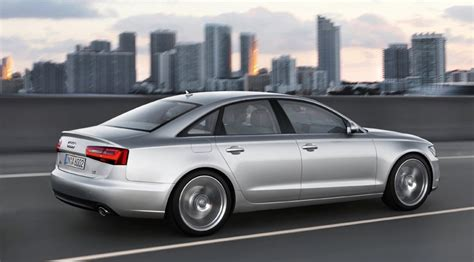 Audi A6 Fastback by Audi A6 2011 First Official Pictures By Car Magazine