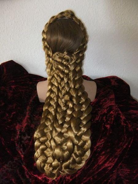 wow     sisi wore  hair fairytales