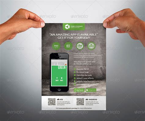 design flyer app 20 effective corporate flyer templates