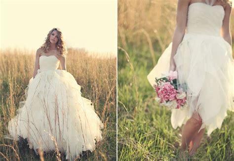 Whatever White 2in1 Salur Tebal whiteazalea gowns trendy 2 in 1 wedding dress ideal