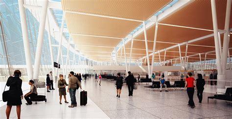 bradley international airport  terminal  complex stv