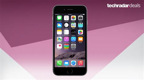 the cheapest iphone 6 unlocked sim free prices in february 2018 techradar