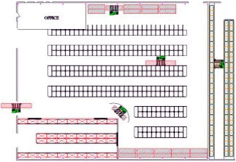 warehouse layout design online seeing is believing free warehouse layout design
