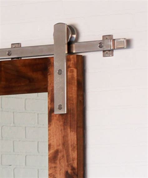 Barn Sliding Door Hardware Heavy Duty Heavy Duty Barn Door Track Huxley Sliding Door Hardware Barndoorhardware Sliding Garage Barn