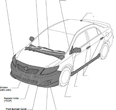 toyota corolla 2009 2010 workshop service repair manual carservice http www