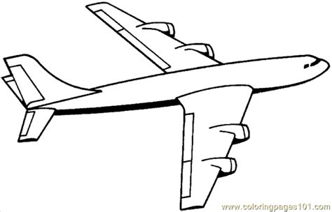 airplane clipart coloring page airplane coloring pages clipart panda free clipart images