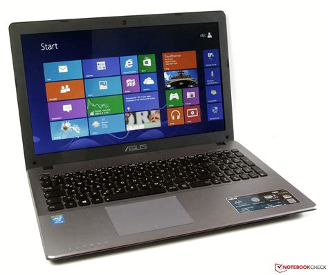 Asus I5 Laptop Price Check review asus f550ca xx078d notebook notebookcheck net reviews
