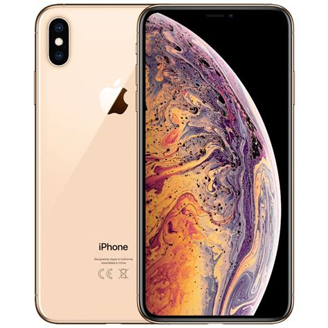 iphone xs max 64 gb size color shop du ae