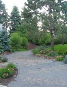 Landscape Ideas By Driveway Charming Country Home Driveways Driveway