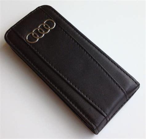 iphone audi for apple iphone 6 audi design cover black leather