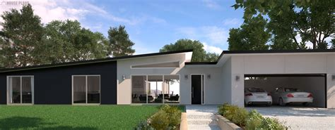 modern home design nz zen lifestyle 2 4 bedroom house plans new zealand ltd