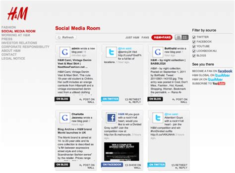 social media room developing the for social integration one many