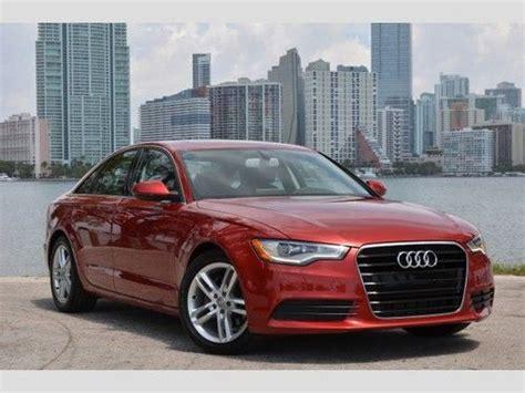 audi four door sedan purchase used 2012 audi a6 2 0t premium plus automatic 4