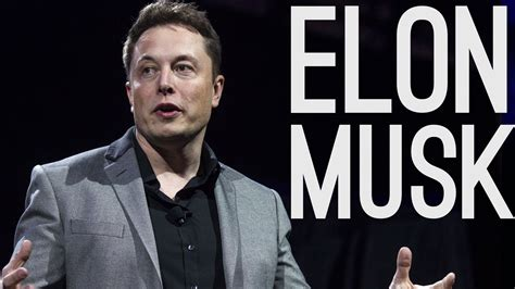 Elon Musk Youtube | the story of elon musk youtube