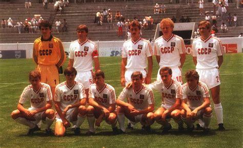 urss 1986 the vintage football club