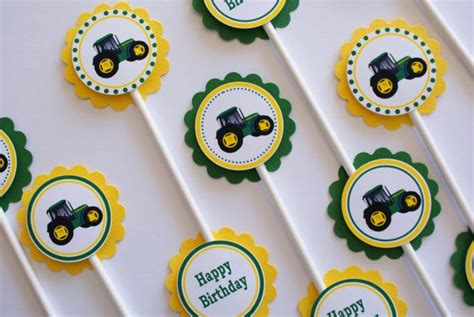 Deere Cupcake Decorations by 43 Best Images About Maxime Deer Theme Birthday On