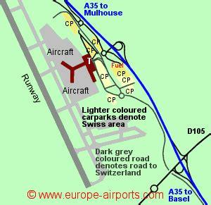 Basel (Basel Mulhouse Freiburg) Airport, Switzerland (BSL