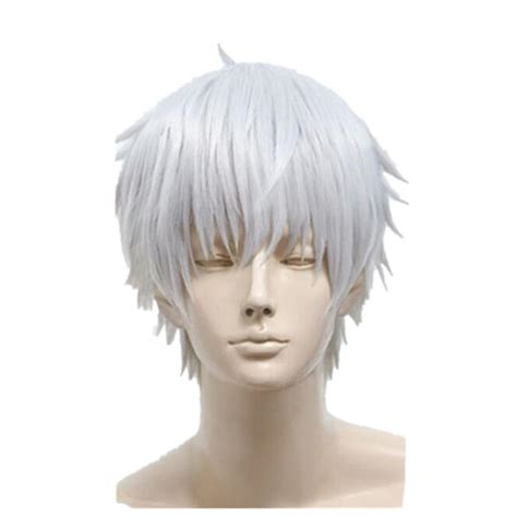 Wig Anime Anime white wig anime lace front wigs