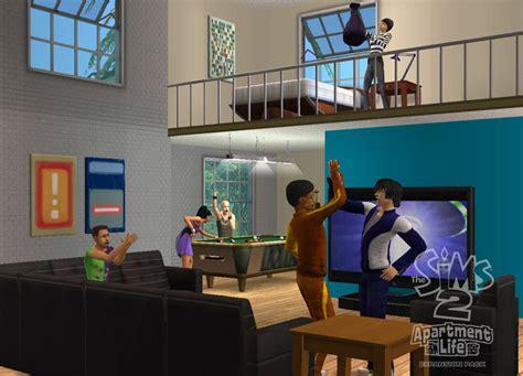 room simulator furniture interior design ideas amazon com the sims 2 apartment life expansion pack pc