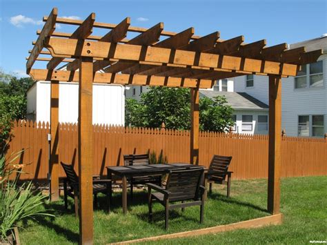 pergola in backyard the perfect pergola how to plan and post